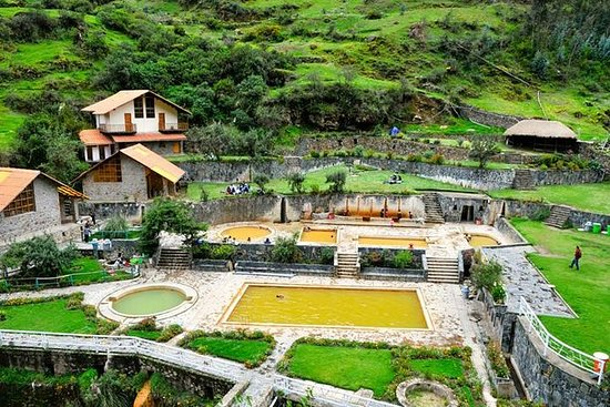 Lares Valley Inca Hot Springs fra...
