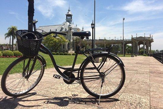 Excursão de bicicleta por Tigre e San...