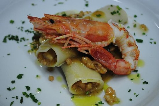 ポジターノのアマルフィ海岸料理教室