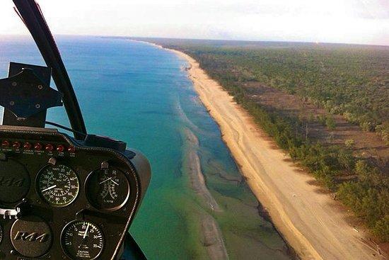 Torres Straits Helikopter-Tour an der...