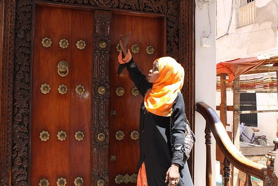 Stone Town Walking Tour in Zanzibar
