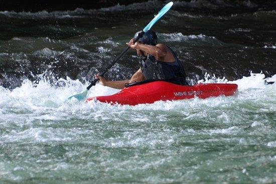 Small-Group Mopan River Kayaking and...