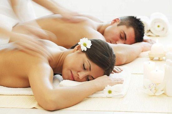 Massage en couple de 70 minutes sur...
