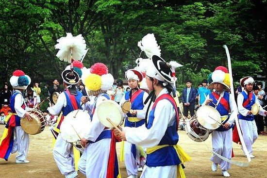 Excursão a Vila Folclórica Coreana de...