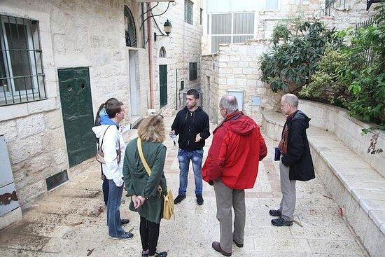 Small Group Bethlehem Old Quarter...