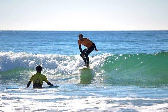 Bike N'SURF自行车之旅和冲浪