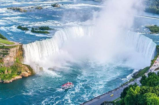 Niagara Falls Small-Group Day Tour...