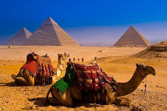 Privétour naar de piramides van Giza ...