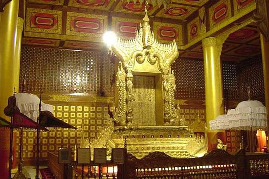 Yangon National Museum and Art Galleries Day Tour