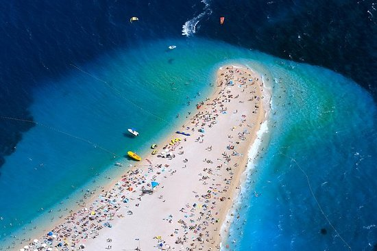 Brac Island Full-Day Tour from Split