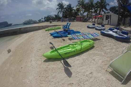Full-Day Water Sports Package at...