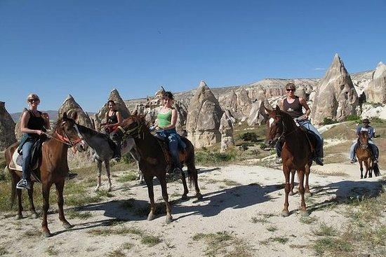 カッパドキアのサンセット乗馬ツアー