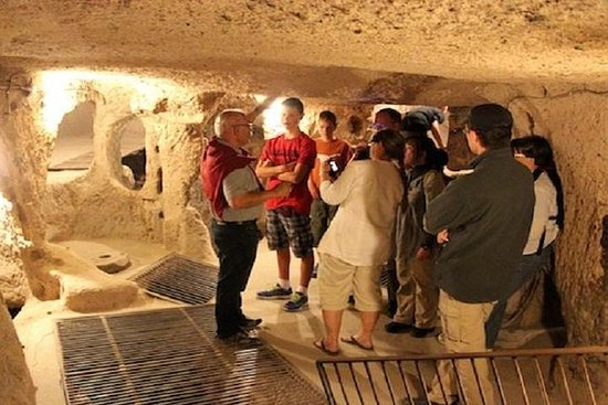 Full-Day Cappadocia Tour with...