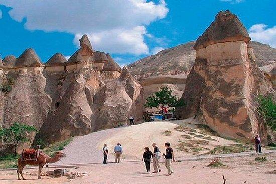 Full-Day Cappadocia Tour fra Istanbul