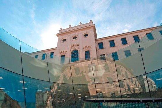 ジョアンネウムクォーター博物館48時間ランチ