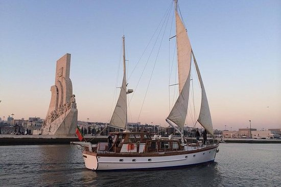 Historische Bootstour ab Lissabon