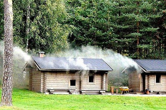 Echte Finse sauna-ervaring in de ...