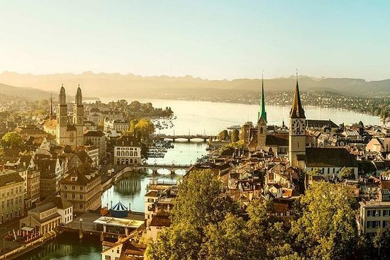 Small-Group Walking Tour of Zurich...