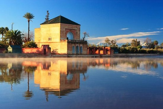 3-stündige Marrakech Gardens and...