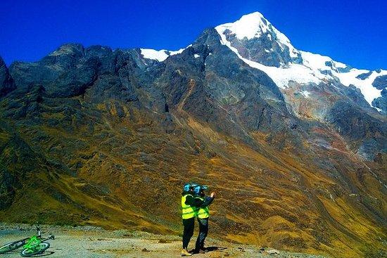 Cykling og gåtur til Machu Picchu fra...