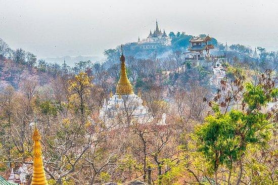 Dagstur till Sagaing Ava och ...