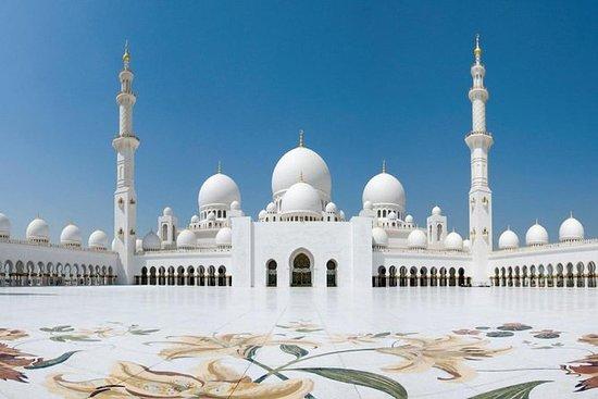 Excursão em Abu Dhabi com Ingresso de...
