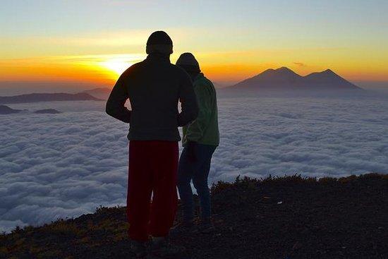Caminhada de um dia - Vulcão Atitlán