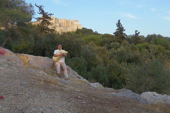 Atenas privada como un recorrido por...