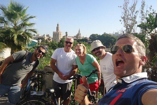 Visite guidée de Séville en vélo...