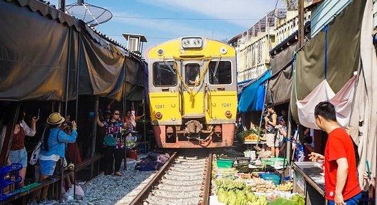 Voyage au marché ferroviaire de...