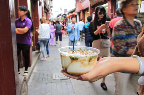 4-Hour Food Tour in Qibao Water Town...