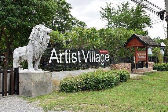 Village d'artistes Baan Sillapin et...