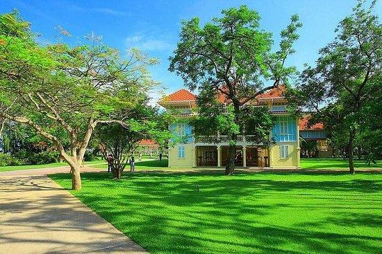 Phetchaburi Historical Tour from Hua...