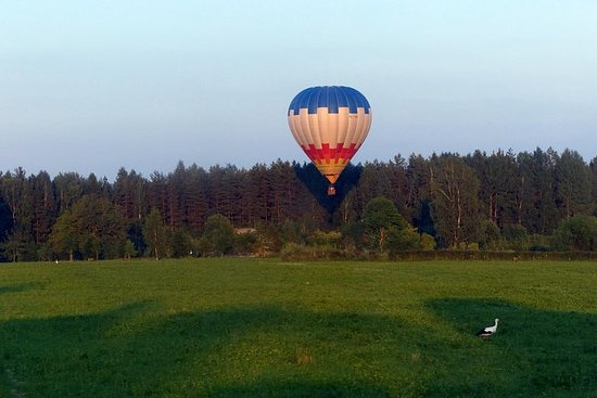 Hot Air Balloon Flight Over Sigulda...