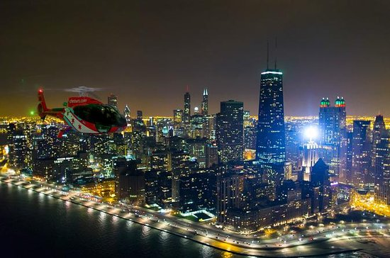 Chicago Helicopter Tour With Holiday...