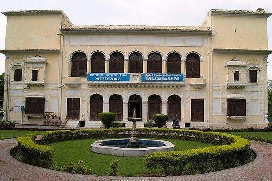 Explore Amritsar em um Tonga