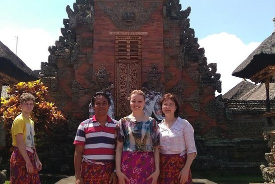 Private Custom Tour: Bali an einem Tag