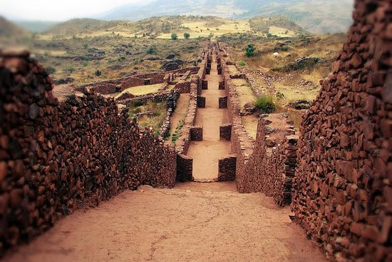 South Valley of the Incas halvdags...