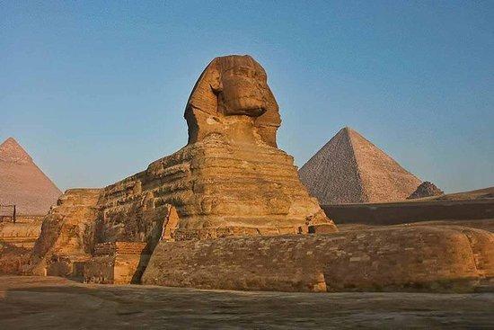 Excursion au Caire et aux pyramides...
