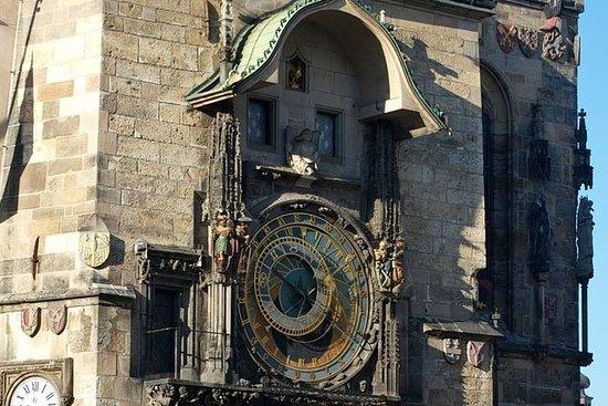 Praha gamleby Ny by og jødisk kvarter...