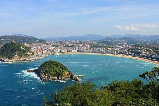 Hel dags San Sebastian tur fra Bilbao