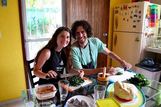 ユカタンの味:メリダ料理教室と市場訪問