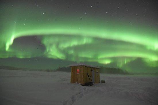 Aventura Aurora Borealis y pesca en...