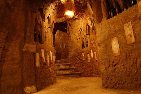 Orvieto's Underground Tour with Wine...