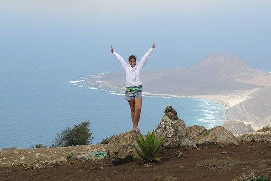 Visite d'une journée à Sao Vicente...
