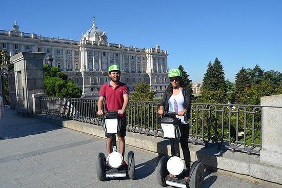 Tour de Segway Privado de Madrid con...