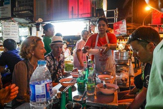 Night Street Food Tour of Bangkok's...