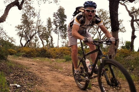 Algarve Downhill off-road fietstocht ...