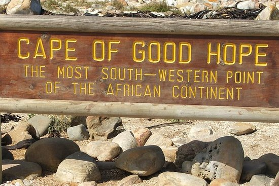 Cape of Good Hope Tour fra Cape Town