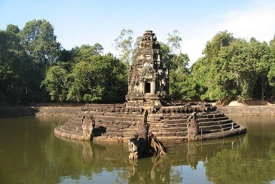 Excursão de dia inteiro em Preah Khan...